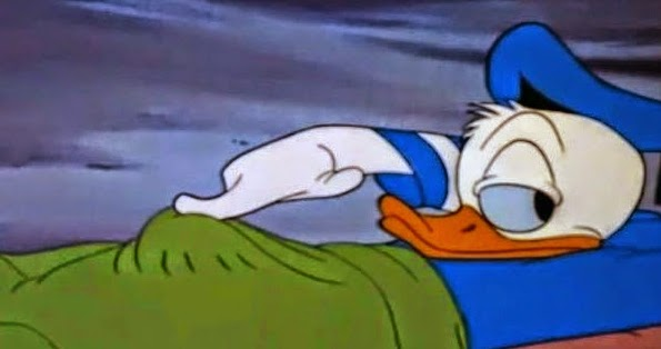 pato Donald doble sentido