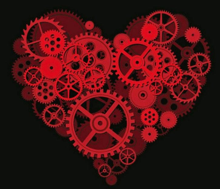 corazón mecanismo