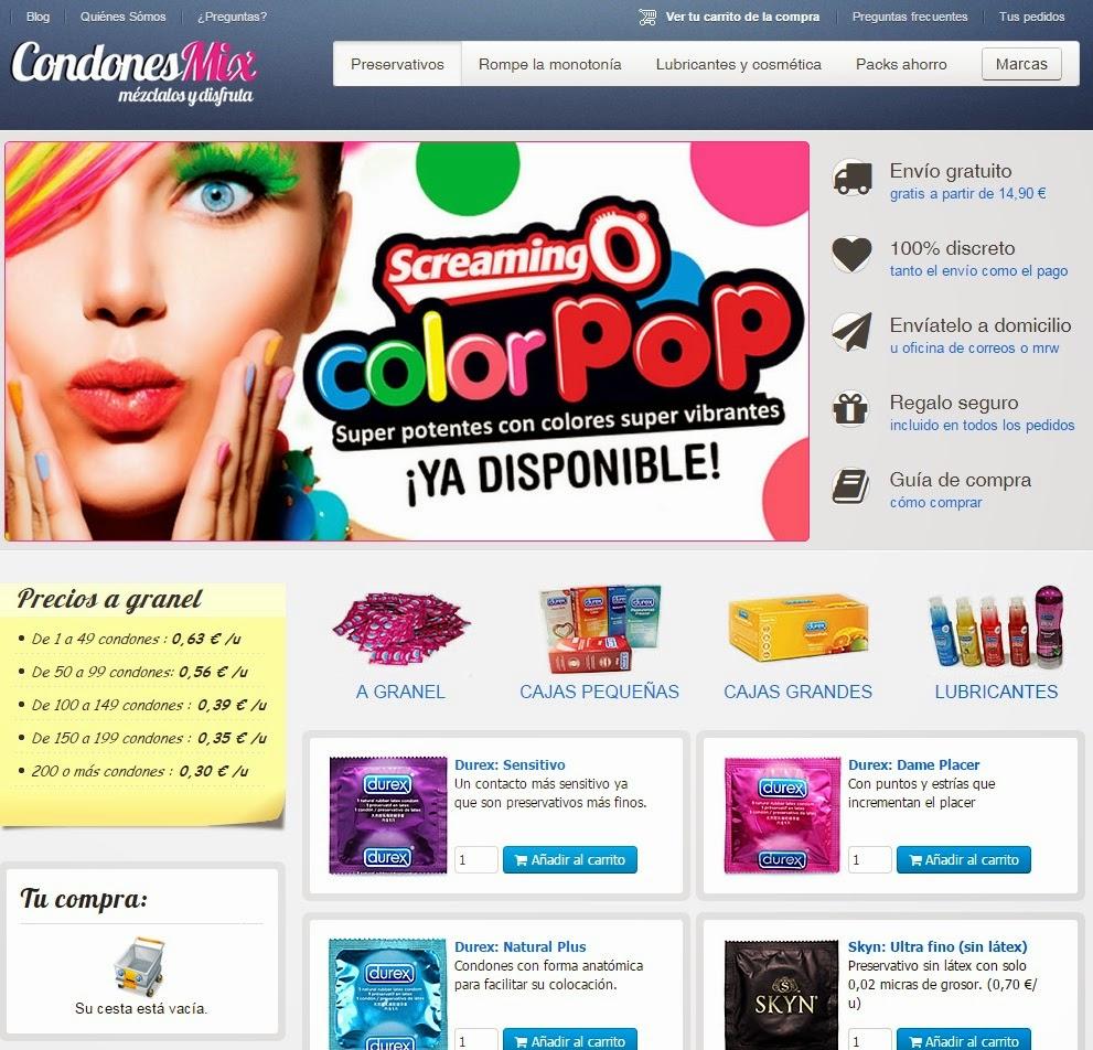 captura pantalla condonesmix