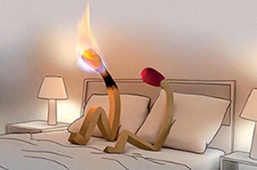 avivar la llama de la pasión