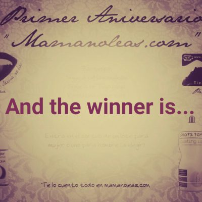 And the winner is… #PrimerAniversario