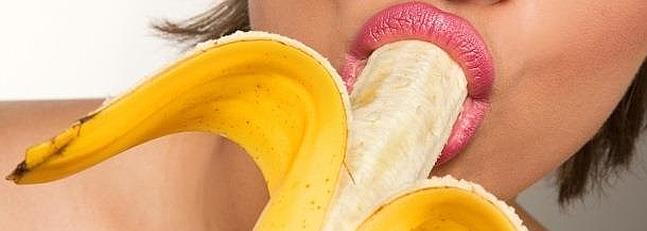 mamada plátano
