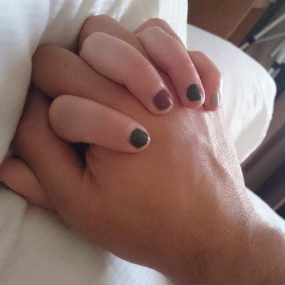 Las manos como fetiche