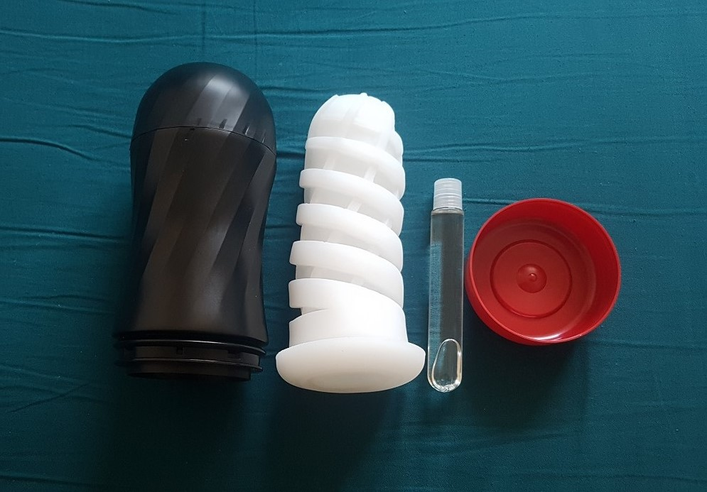 Air Tech Twist Tickle de Tenga