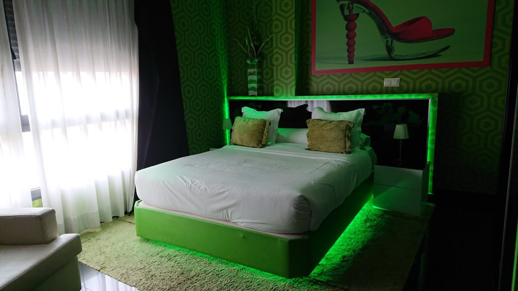 Hotel por horas Madrid