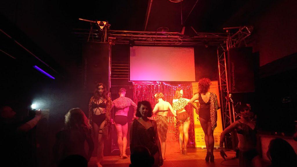 Burlesque Spain