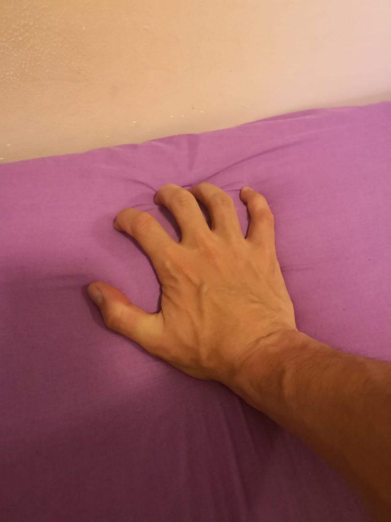 fetiche manos