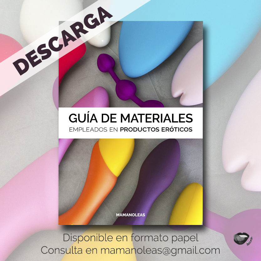 materiales productos eróticos