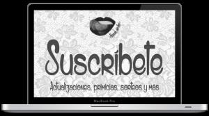 Banner de enlace a suscripción del blog