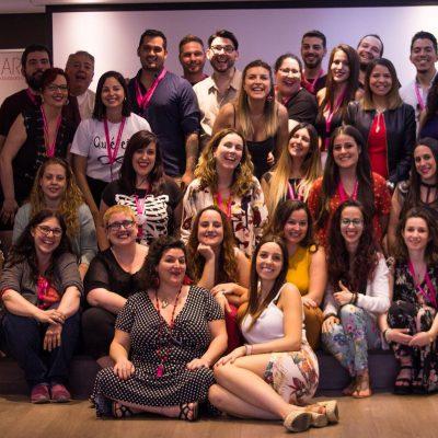 SexBM2019: Nuevas amistades, primera ponencia y dolor de cara