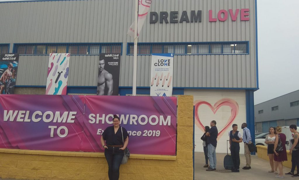 Dreamlove Showroom Experience 2019