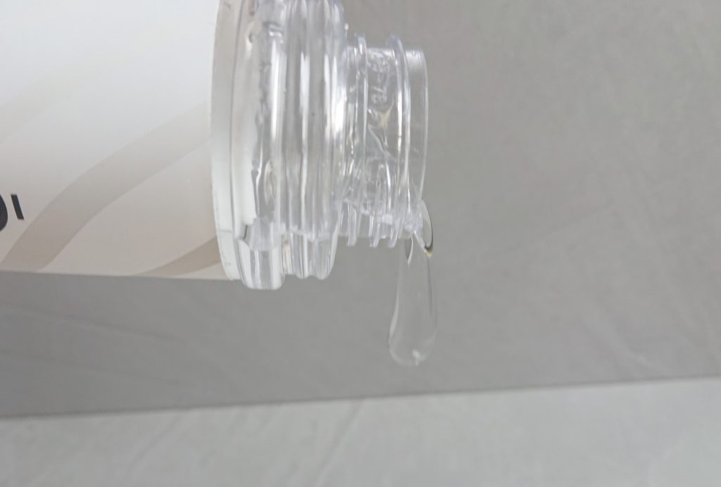 Gota de lubricante KYO