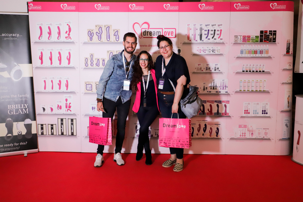 Photocall Dreamlove con Leticia G. Castello