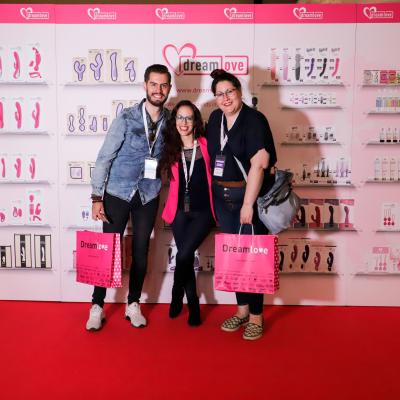 Showroom Experience Dreamlove 2019 – Descubriendo novedades en el sector