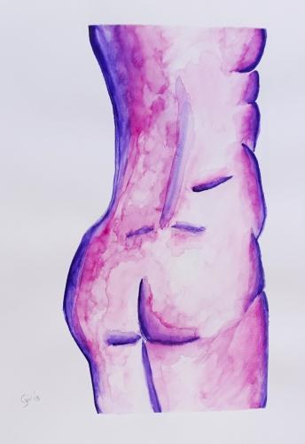 Espalda desnuda