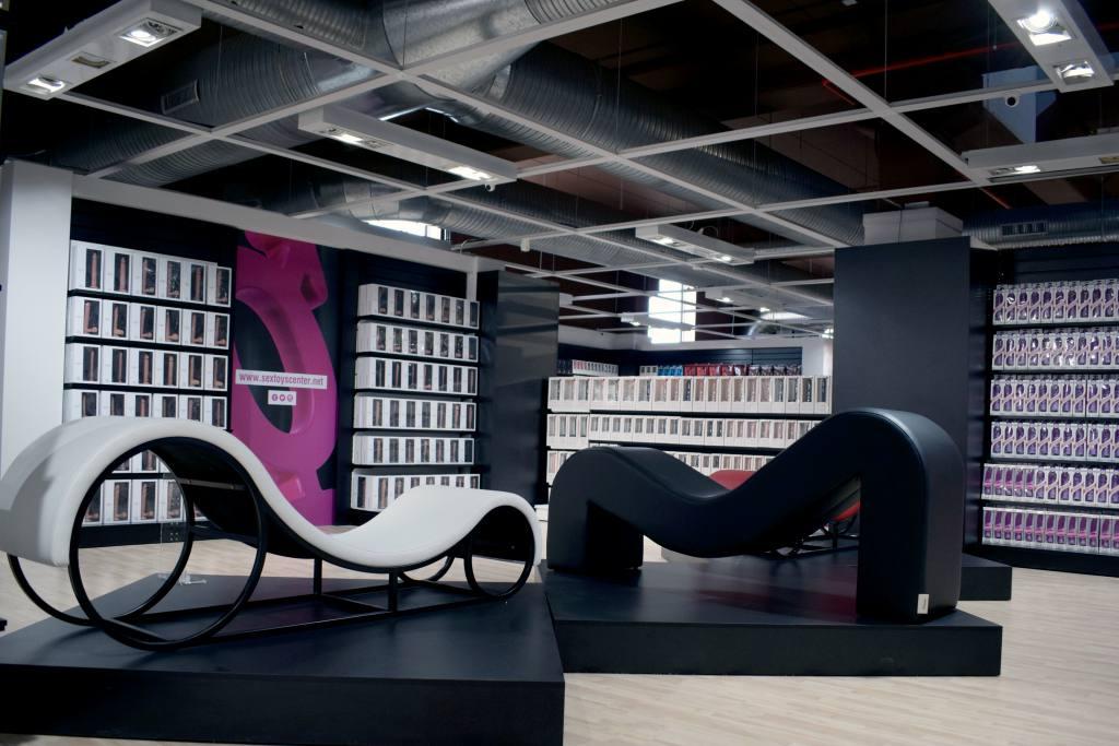 Sex Toys Center muebles