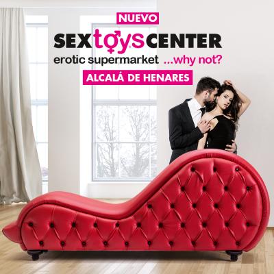 La nueva tienda de muebles eróticos de Sex Toys Center