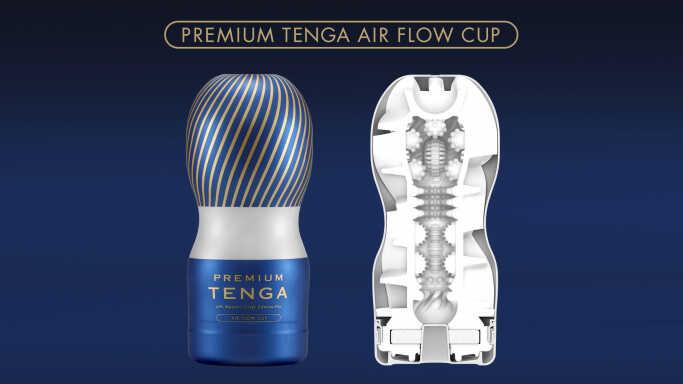 Air Flow Cup