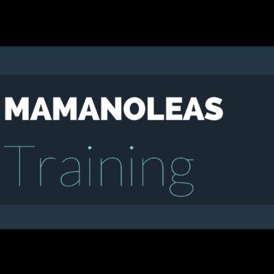 Llega Mamanoleas Training
